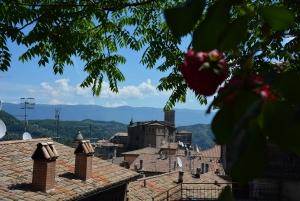 Vedute dal monte di San Vito