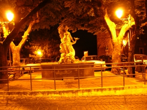 Le 3 Fontane - P.zza Augusto Baccellii